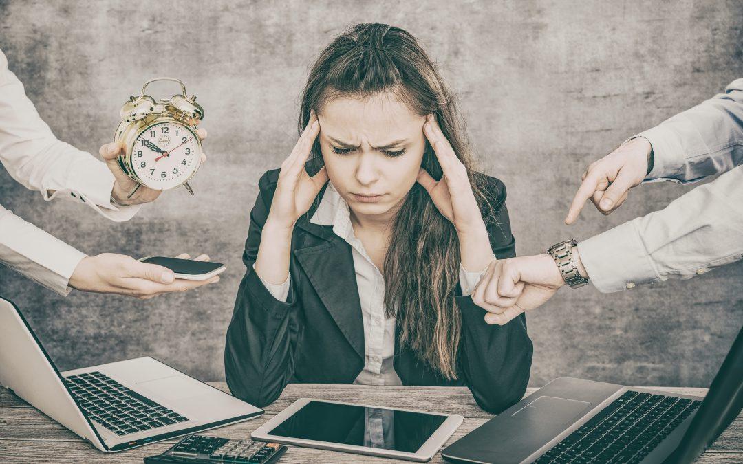 Qu'est-ce que le stress? Définition, Causes, Symptômes